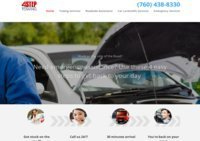 Expert Towing & Roadside Assistance Solutions in Escondido - 4 Step Towing