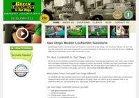Green Locksmith in San diego