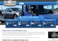 Premium Towing & Roadside Assistance Services in Fullerton - Kennedy Bros Towing