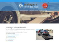 Reliable Towing & Roadside Assistance Services in Chula Vista, CA - Towing CV