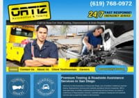 TopTowing & Roadside Assistance Services in San Diego - Ortiz Automotive & Towing