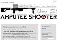 Amputee Shooter - A modern sport shooting blog with a twist