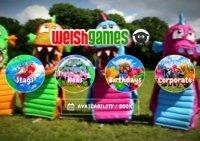 Welsh Games Stag & Hen Weekend Activity
