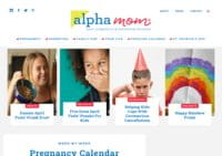 Alpha Mom - Your Pregnancy and Parenting Blog