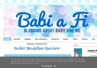 Babi a Fi (Baby and Me)