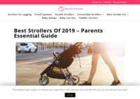 Best Strollers Of 2019 – Parents Essential Guide