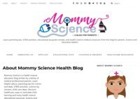 Mommy Science Health Education