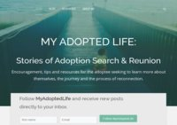 My Adopted Life - From Search, Through Reunion, To Self