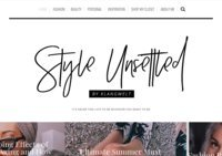 Style Unsettled