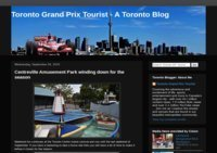 Toronto Grand Prix Tourist Blog