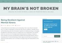 My Brain's Not Broken