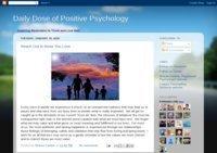 Daily Dose of Positive Psychology