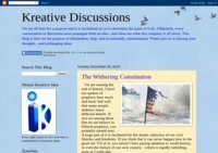 Kreative Discussions