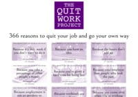 The Quit Work Project