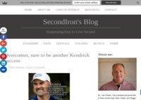 SecondIron's Blog