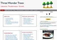 Three Wonder Trees: Liberation, Transformation, and Growth