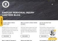 Findlay Law Blog