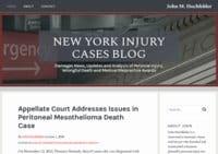 New York Injury Cases Blog