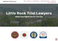 Little Rock Trial Lawyers