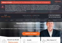 Macon Personal Injury Attorneys