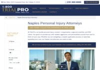 Trial Pro, P.A. Naples Personal Injury Attorneys