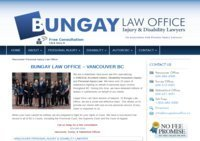 BUNGAY LAW OFFICE – VANCOUVER BC