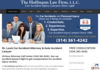 The Hoffmann Law Firm, L.L.C. - St. Louis Car Accident Attorney & Injury Lawyers