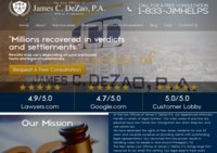 The Law Offices of James C. DeZao, P.A.