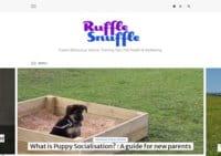 Ruffle Snuffle Blog