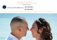 Wedding Myrtle Beach South Carolina