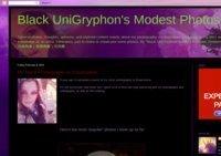 Black UniGryphon's Modest Photos