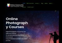 Online Photography Education Provider