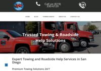 Premium Towing & Roadside Assistance Services in San Diego - Towing Fighters