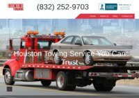 24-Hour Towing Houston | Houston Roadside Assistance