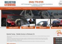Selected Towing - Reliable Services in Richmond, CA