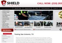 Shield Towing San Antonio | Number 1 Towing Service Provider