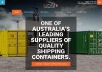 Shipping Container Supplies Australia