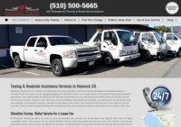 Silverline Towing  - Towing And Roadside Assistance In Hayward, CA