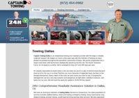Towing Dallas TX | 24 Hour Dallas Roadside Assistance