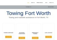 Towing Fort Worth TX | 24 Hour Towing Services | (682) 200-2405