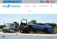 P&P Towing - Towing & Roadside Assistance in San Francisco