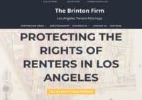 Real Estate Attorney Los Angeles - The Brinton Firm