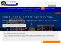1st Choice Mortgage Company  Blog for Real Estate Professional