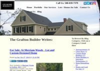 The Grafton Builder Reports