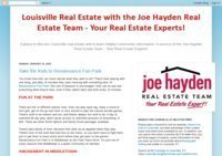 Louisville Real Estate Blog