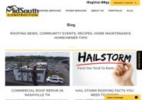 RoofingbyMidSouth Blog, News, and Community Events
