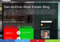 San Antonio Real Estate Blog
