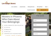 Phoenix Movers - Low Budget Movers