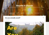 Beyond A Church