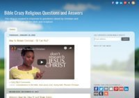 Bible Crazy Religious Questions and Answers
